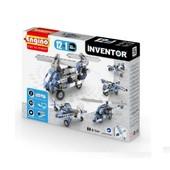 Конструктор серии Inventor 12 в 1 -Самолеты
