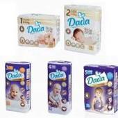 Новинка! Памперсы Dada Premium (дада премиум)