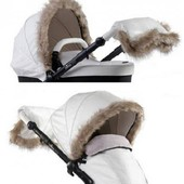Набор зимний Snow White Mima s1007-23 Испания белый 12113670