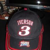 rare nba Iverson 76ers sport cap кепка/ бейсболка