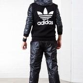"""Спортивный костюм """" Adidas """"  на флисе"""