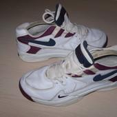 шкіряні кросовки Nike 41р