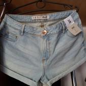 Крутой новые джинсовые шорты от Denim Co, размер 14(42)