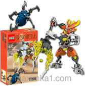 """Детский конструктор Bionicle 706-2 """"Страж камня"""", 64 дет"""