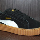 Мужские Puma Rihanna Black-white