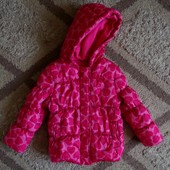 Куртка Mothercare 2-3г