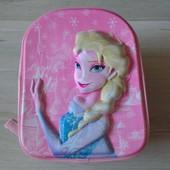 Рюкзак для девочки с 3D эффектом.