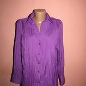 рубашка,блуза большой р-р,сост новой Bexleus