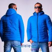 Стильная мужская куртка ЗИМА