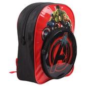 Детский рюкзачок (рюкзак)  Мстители Marvel с карманом