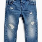 Стильні джинси NEXT на хлопців 0-6 років, під замовлення