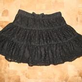нарядная юбка Bluezoo 8 лет состояние отличное