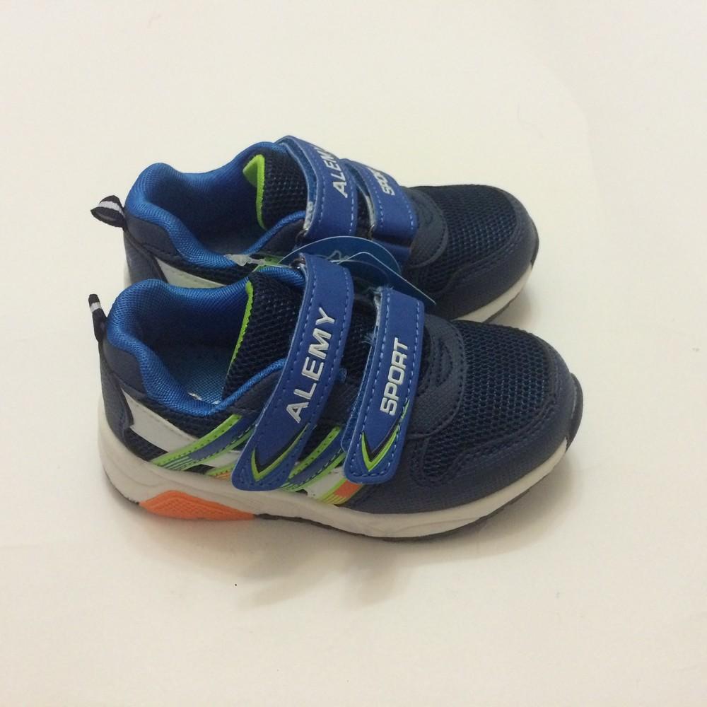 Кроссовки для мальчика синие alemy kids фото №2