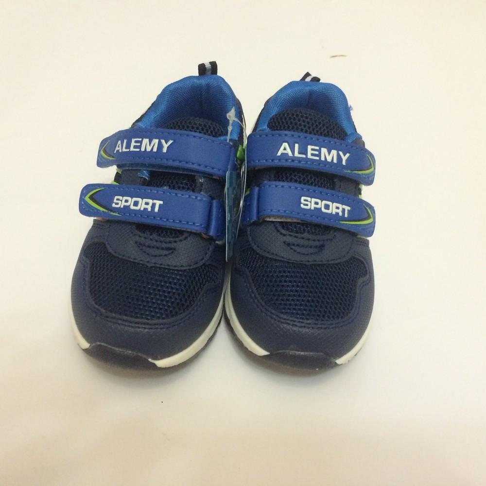 Кроссовки для мальчика синие alemy kids фото №4
