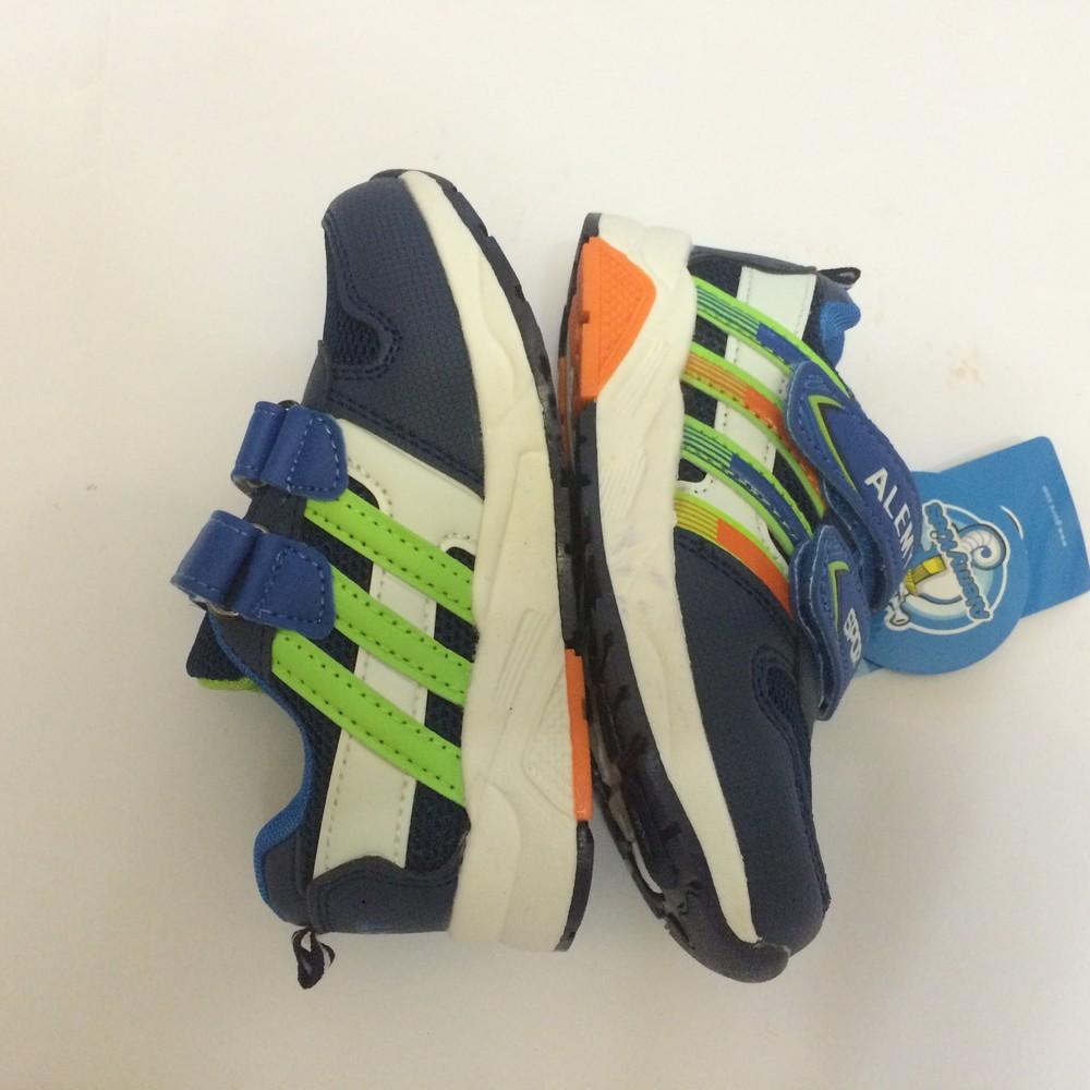 Кроссовки для мальчика синие alemy kids фото №5
