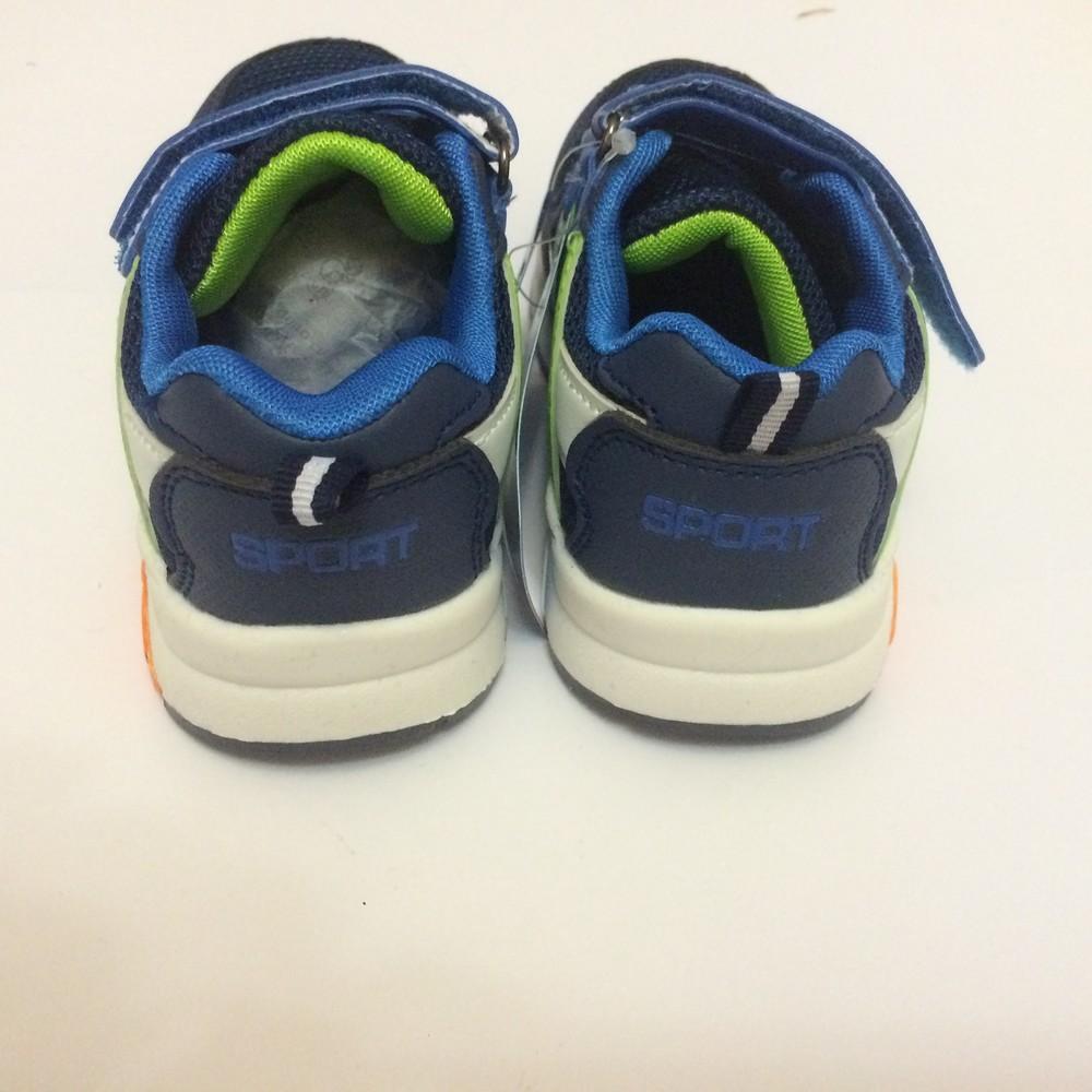 Кроссовки для мальчика синие alemy kids фото №8