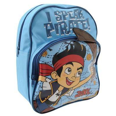Детский рюкзачок (рюкзак)  пират jake фото №1