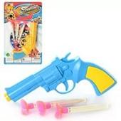 Пистолет на присосках с мишенью на планшете игрушка 21х13х2 см