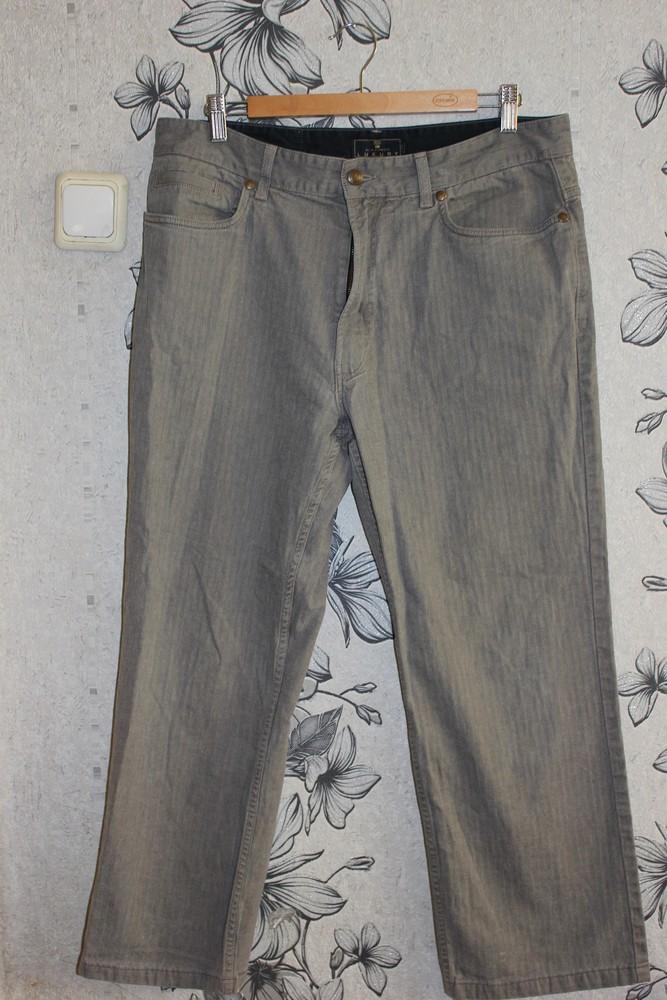 Джинсы штаны Blue Harbour W36 L29 фото №1