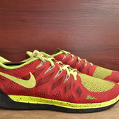 -Nike Free 5  -made in Vietnam -лимитированное оформление ID -размер 46 / 30 см -состояние отличн