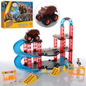 Игровой набор Парковка, гараж YF7788-1 Вспыш