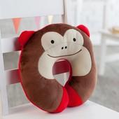 Подушка для шеи Skip Hop Обезьянка,  огромный выбор, лучшая цена