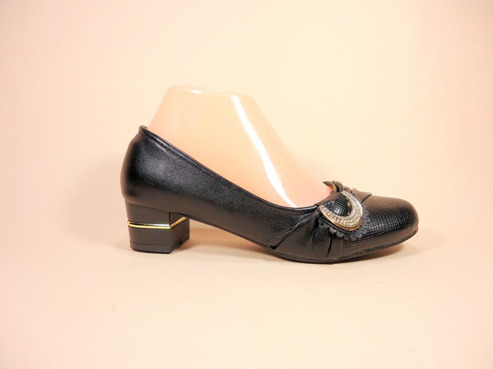Туфли женские на каблучке. размеры 36-41. фото №1