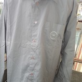 Фирменная оригинал рубашка сорочка Opel.хл