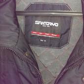 Демисезонная мужская куртка XL ( 50-52) турция santoryo смотр. замеры
