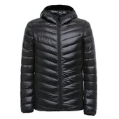 Куртка Ultra light ( 90% белий утиний пух ).Пуховик водонепроницаемый.Демосезонка.