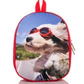 Рюкзак детский/ собачка в очках