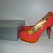Лаковые туфли р.41-26,5см бренд Blink лабутены европейский бренд лучшее качество