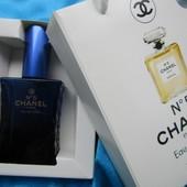 Новинка!!! Chanel № 5 в подарочной упаковке 50 мл Лицензия люкс класса Турция
