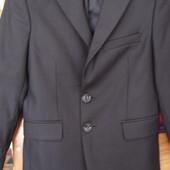 Пиджак школьный чёрный (Польша) состояние нового и брюки Next