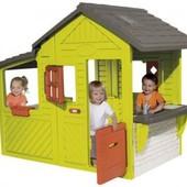 Игровой домик со звонком Neo Floralie, Smoby 310300