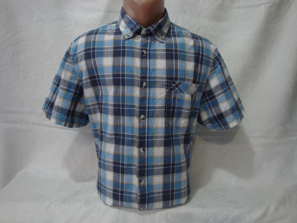 Мужская рубашка с коротким рукавом Canda. фото №1