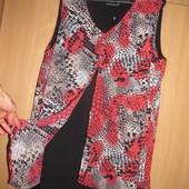 Стильная блуза-туника от David Emanuel р.22