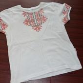 футболка вышиванка