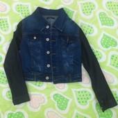 Джинсовая курточка. Кира Пластинина. Состояние новой