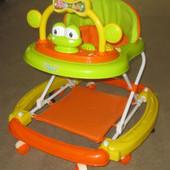 Детские ходунки Tilly T-433 Orange