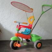 Велосипед с родительской ручкой Smart Trike Smartrike