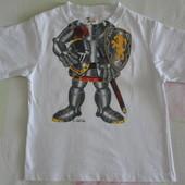 продам футболку Рыцарь мальчику размер 4Т (ориентир.4года)