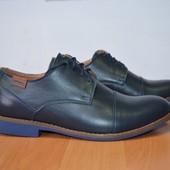 Мужские  кожаные туфли   40-45р