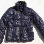 Мягусенькая куртка на флисе. Размер 164.