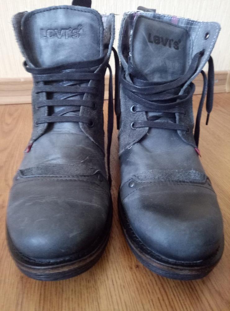 0cc98233 Кожаные ботинки levis 40, цена 1000 грн - купить Демисезонная обувь ...