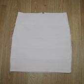 Бандажная юбка размер С(8) topshop