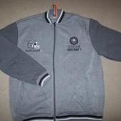 пайта-курточка с начесом  2XL