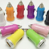 Автомобильное зарядное устройство (USB адаптер в прикуриватель)