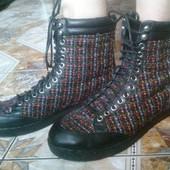 Новые классные демисезонные ботинки  Vagabond 38 размера