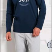 Мужская пижама комплект для дома два цвета Польша